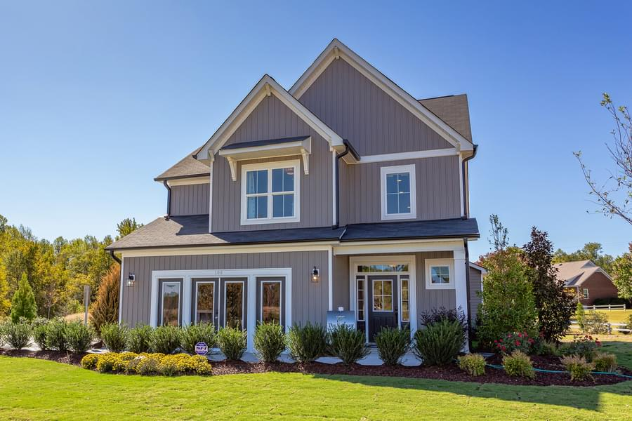 Woodland Springs New Homes in Fuquay Varina NC