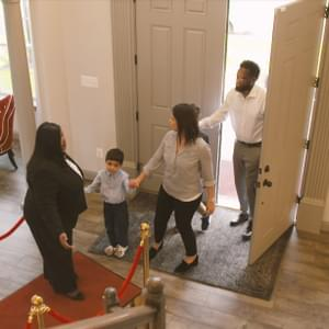 Caruso Homes Testimonial -  The Parks Family