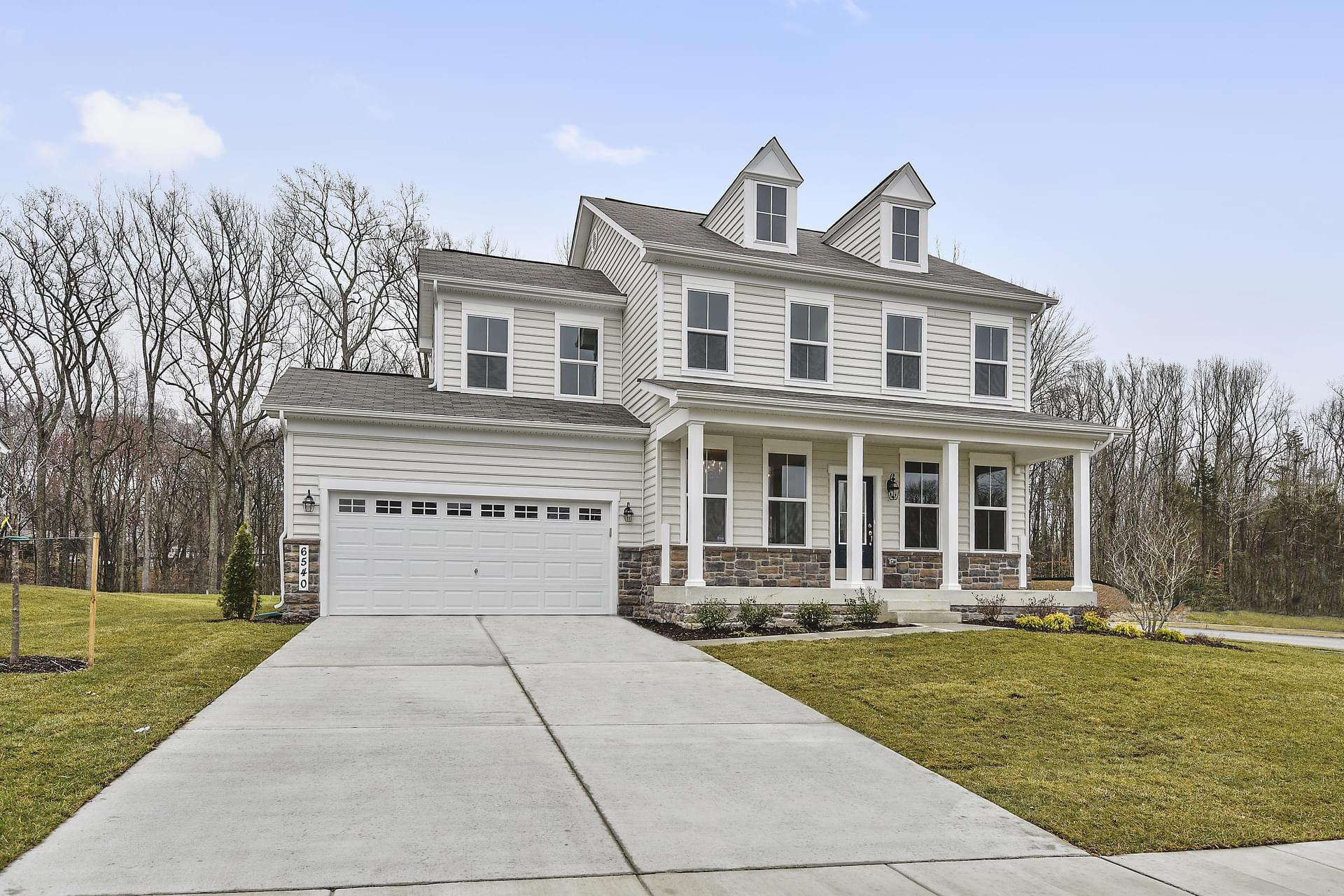 Dartmouth New Home in Maryland