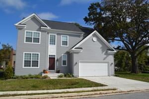 Georgetown Home with 4 Bedrooms