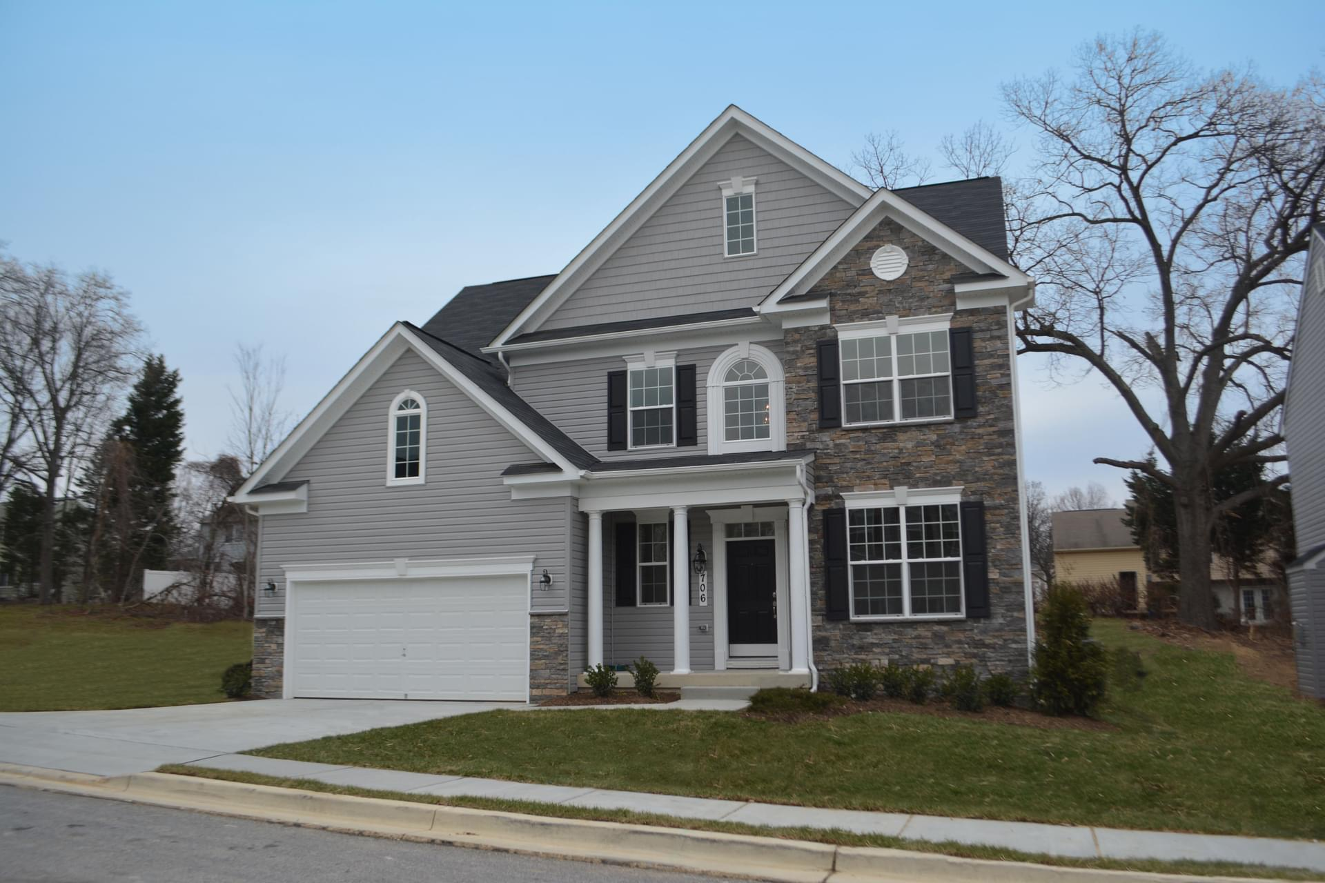 Georgetown New Home in Maryland