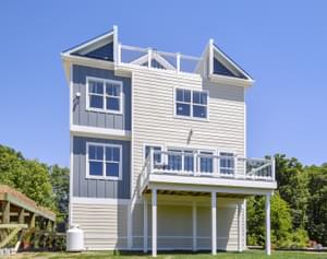 Harbor Master New Home Floor Plan