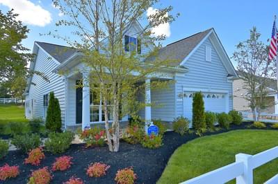 Haydn New Home Floorplan in Maryland