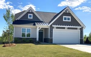 New Homes in Fuquay Varina, NC