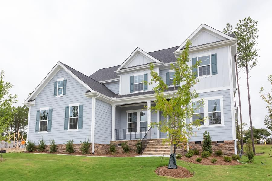 Chadbourn New Home in Cary