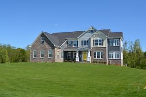 Monticello - Craftsman New Home Floor Plan