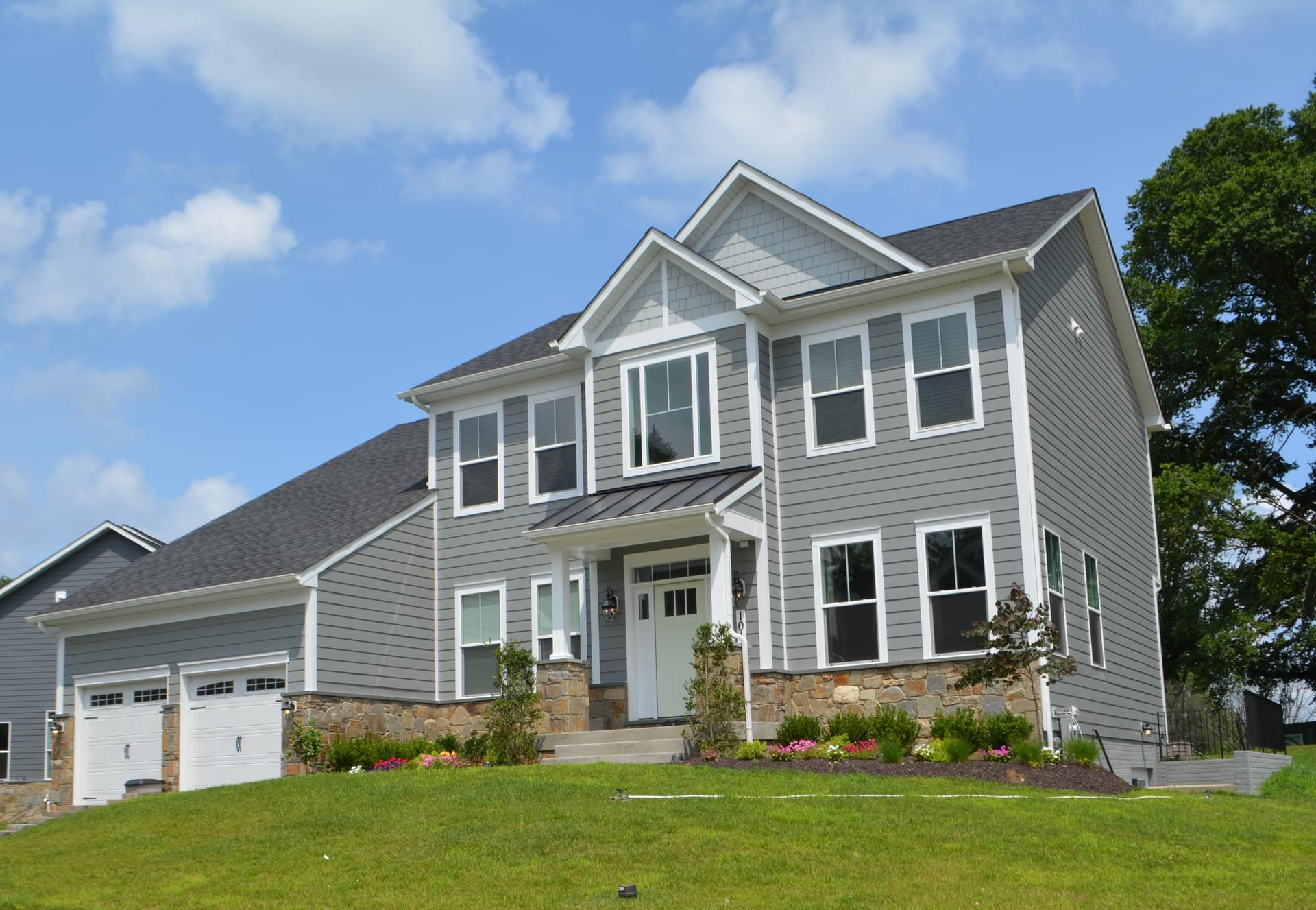Emory II - Craftsman New Home in Maryland