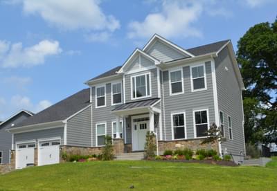 Emory II - Craftsman New Home Floorplan in Maryland