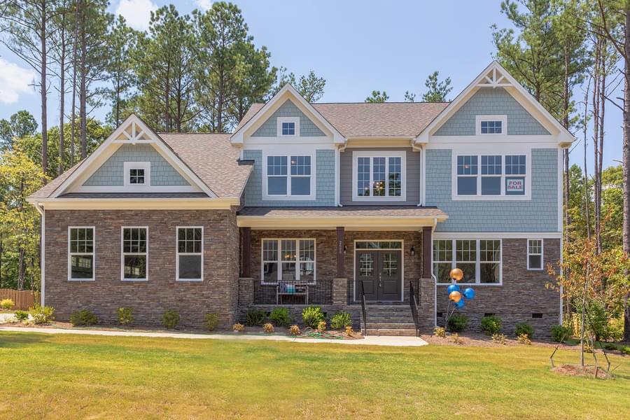 Lexington II New Home in North Carolina
