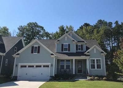 Coverdale New Home Floorplan in Delaware