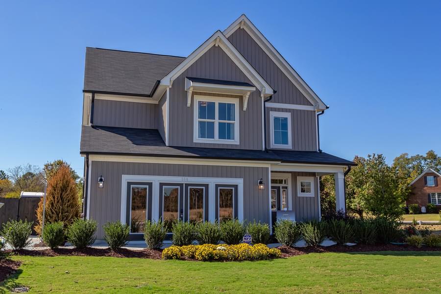 Norman New Home in North Carolina