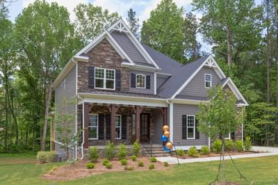 Chapel Hill New Homes for Sale in