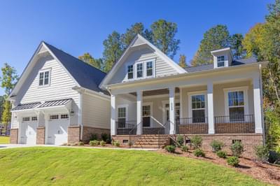 Charleston II New Home Floorplan in Maryland