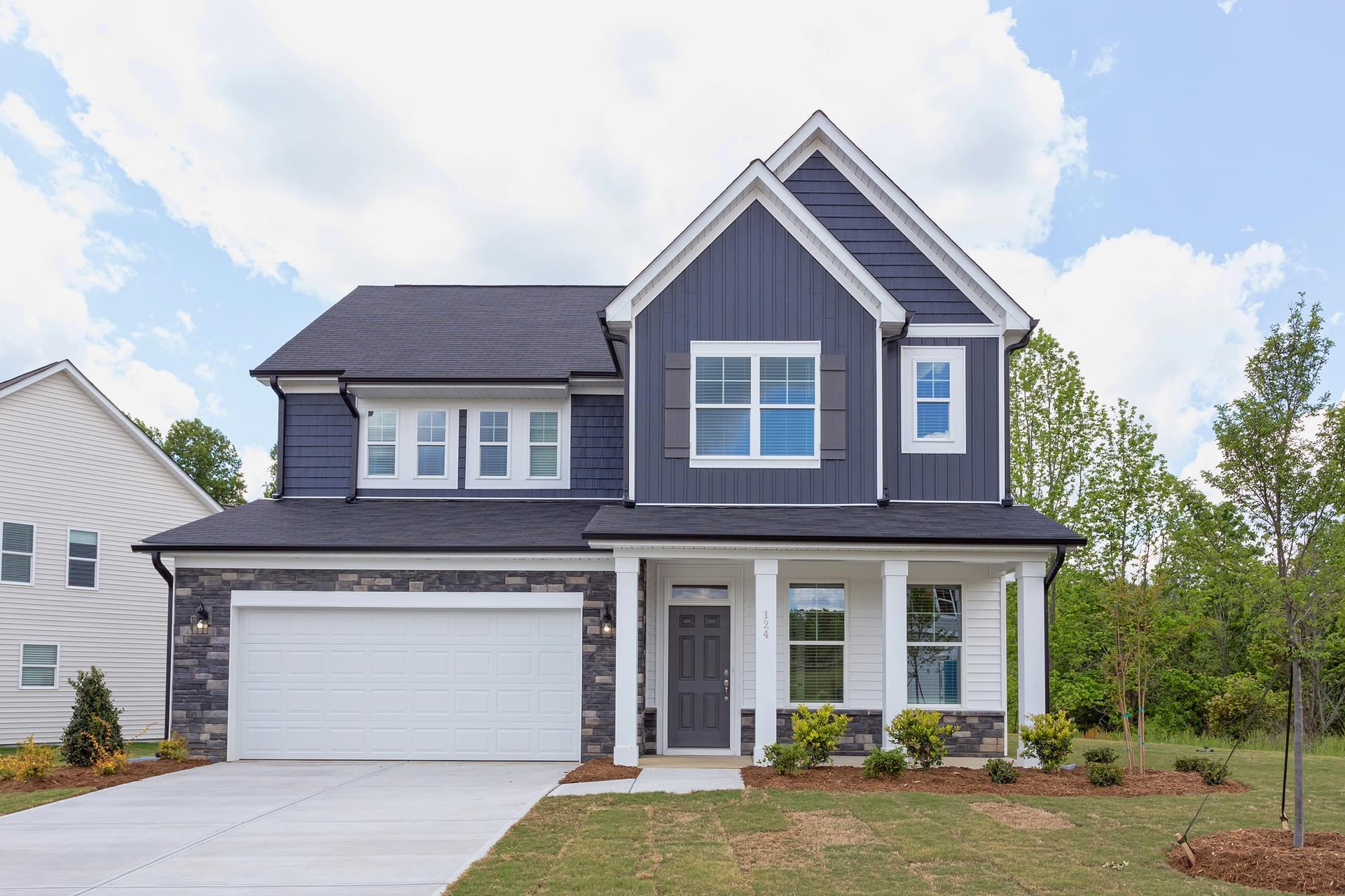 Gaston New Home in North Carolina