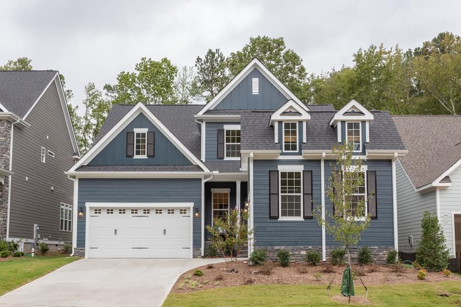 Hickory New Home in Cary