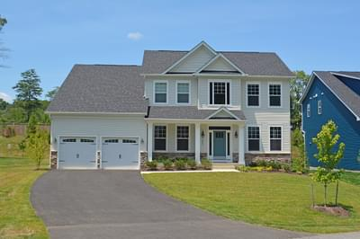 Custom Home in Baltimore MD