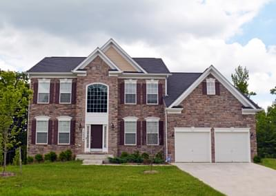 Custom Home in Bowie MD