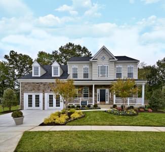 Custom Home in Sykesville MD