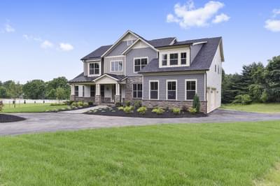 Custom Home in Cockeysville MD