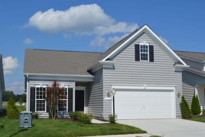 Custom Home in Darlington MD