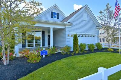 Custom Home in Stevensville MD