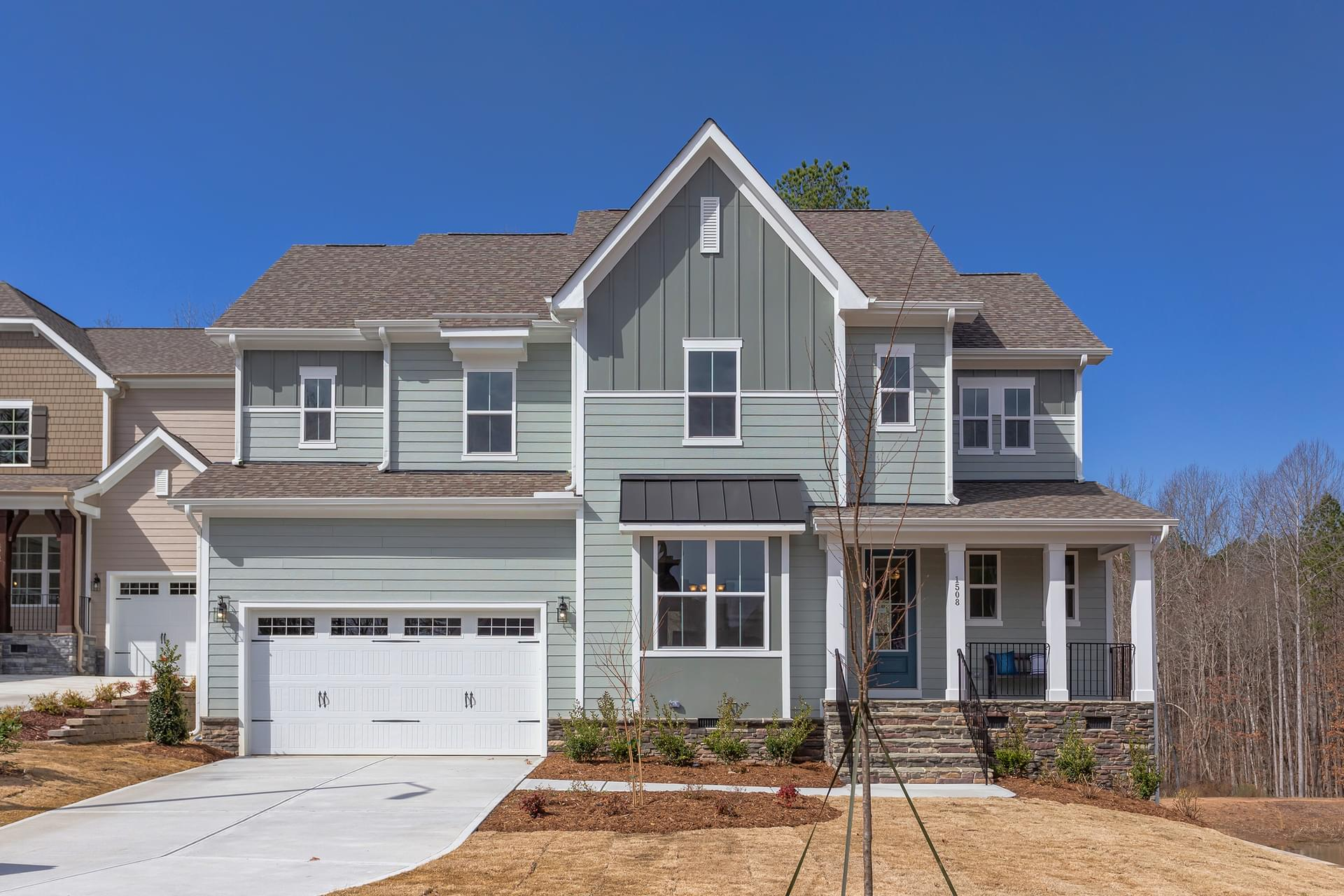 Sequoia Creek New Homes in Cary NC