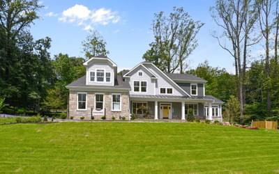 Custom Home in MD