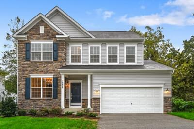 Custom Home in Manchester MD