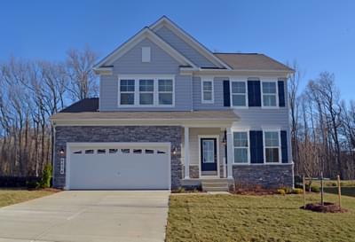 Custom Home in Davidsonville MD