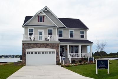 Custom Home in Galesville MD