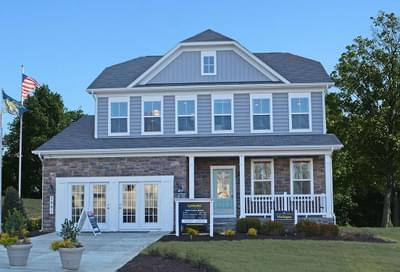 Custom Home in Bryans Road MD