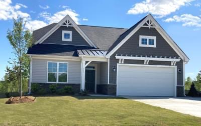 Custom Home in Bridgeville DE