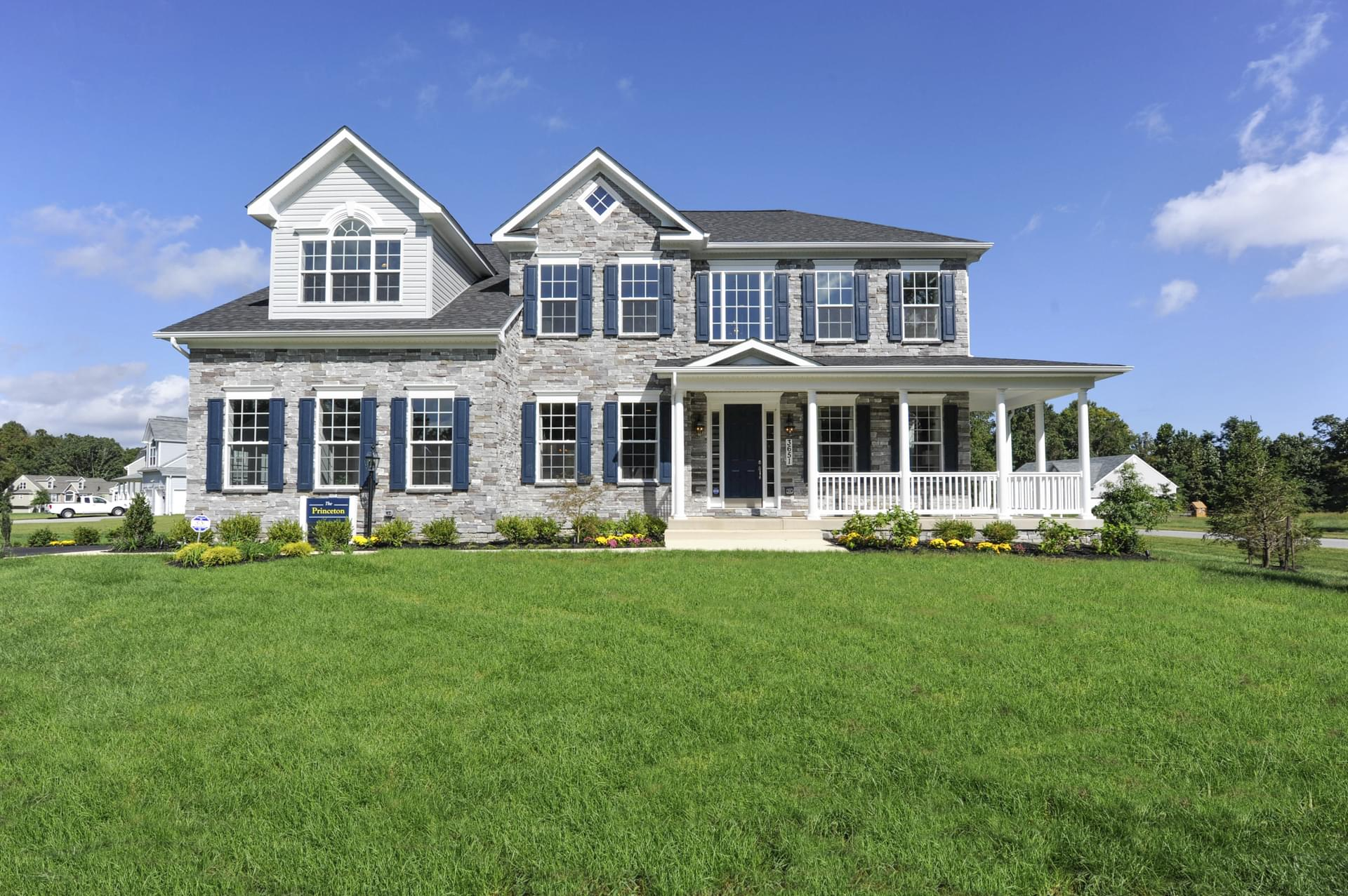 Knotting Hill New Homes in Port Tobacco MD