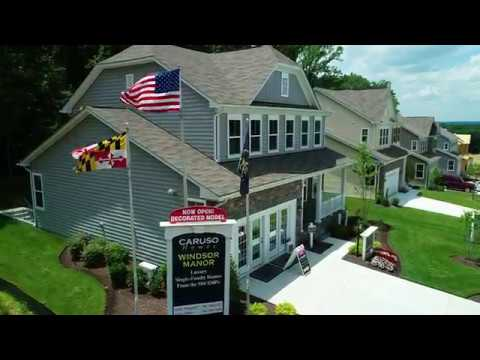 Caruso Homes Windsor Manor Video