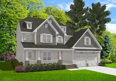 Custom Home in Pittsboro NC