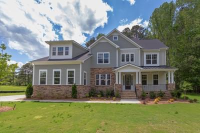 Custom Home in Wade NC