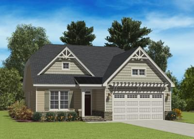 Custom Home in Moncure NC