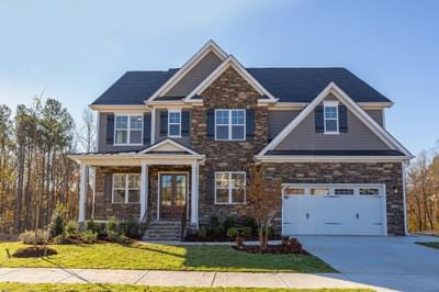 425 Burnbank Drive, Cary, NC 27519 New Home for Sale in Cary NC