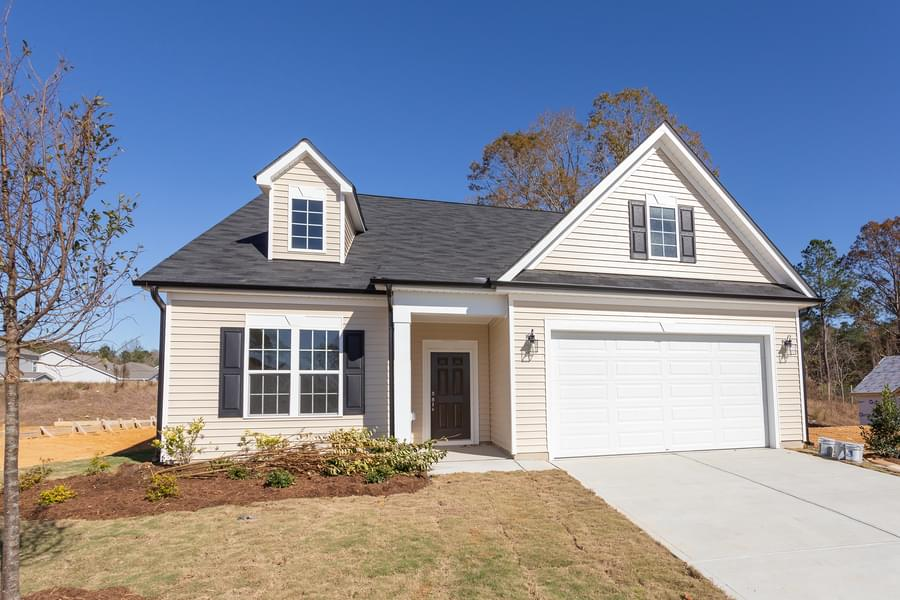 Tillery New Home in Cary