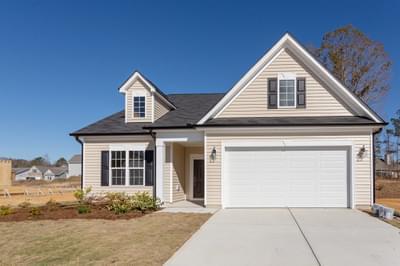 Tillery New Home Floorplan in North Carolina
