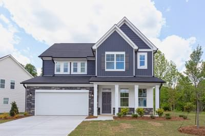 1405 Queen Trigger Drive, Fuquay Varina, NC 27526 New Home for Sale in Fuquay Varina NC