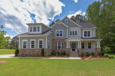 Avenel New Home Floorplan in North Carolina