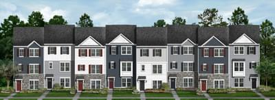 11157 Reisterstown Road, Owings Mills, MD 21117 New Home for Sale in Owings Mills MD