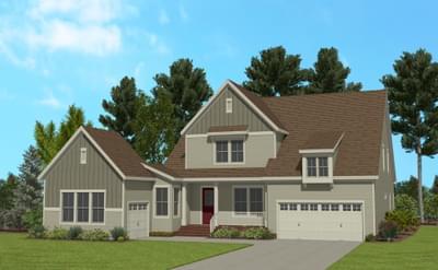 Custom Home in Durham NC