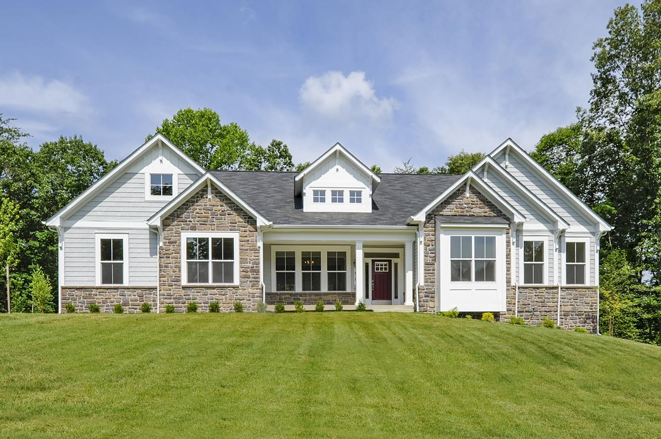 Archer's Glen New Homes in Brandywine MD
