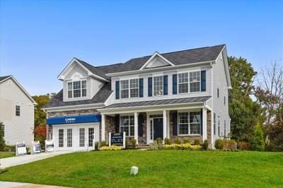 The Overlook at Hunters Mill New Homes for Sale in Fort Washington MD