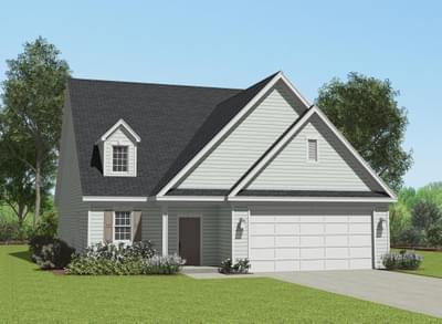 Mulberry New Home Floorplan in Delaware