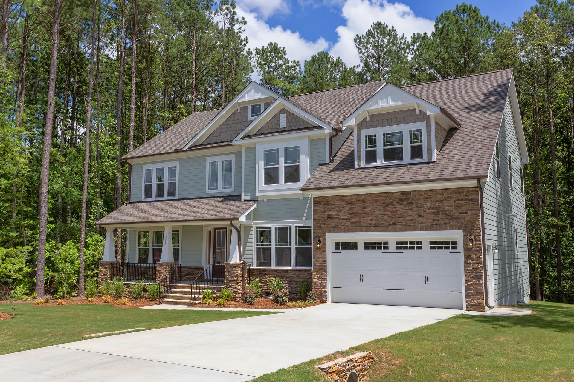 1529 Meadows Bank Way Raleigh NC New Home for Sale