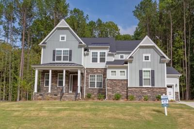 2852 Flume Gate Drive, Raleigh, NC 27603 New Home for Sale in Raleigh NC