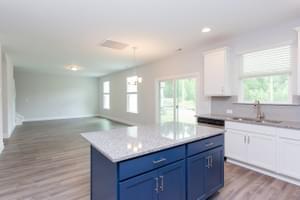 Gaston New Home Floor Plan